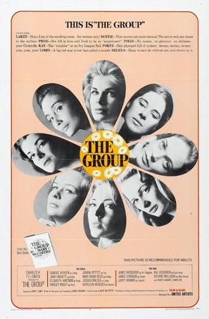 The Group - Movie Poster (thumbnail)