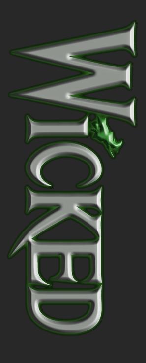 """""""Wicked!"""" - Logo (thumbnail)"""