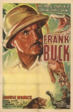 Jungle Menace - Movie Poster (thumbnail)
