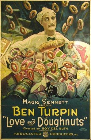 Love and Doughnuts - Movie Poster (thumbnail)