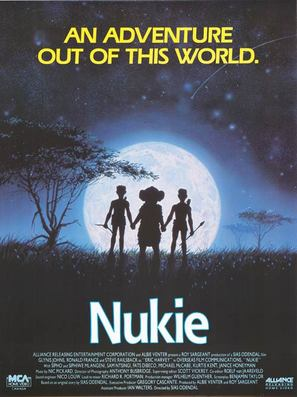 Nukie - Movie Poster (thumbnail)