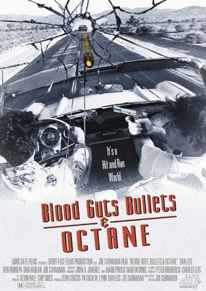 Blood, Guts, Bullets and Octane - poster (thumbnail)