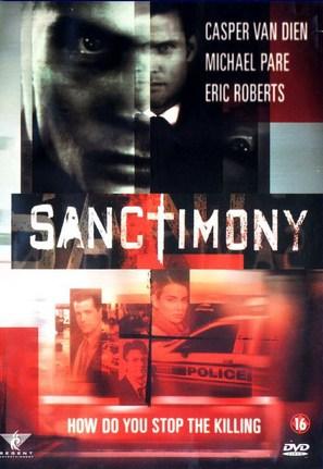 Sanctimony - Danish DVD cover (thumbnail)