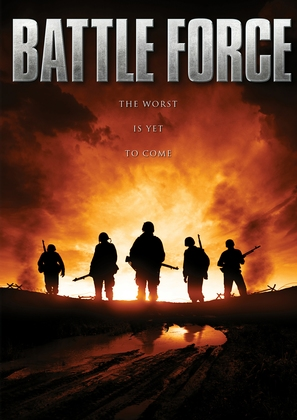 Battle Force - DVD cover (thumbnail)