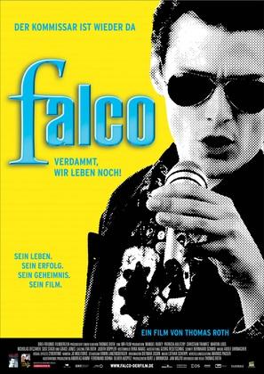 Falco - Verdammt, wir leben noch! - German Movie Poster (thumbnail)