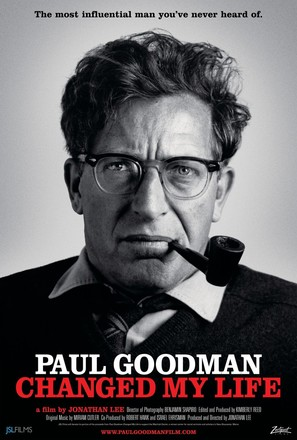 Paul Goodman Changed My Life - Movie Poster (thumbnail)