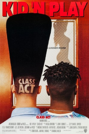 Class Act - Movie Poster (thumbnail)