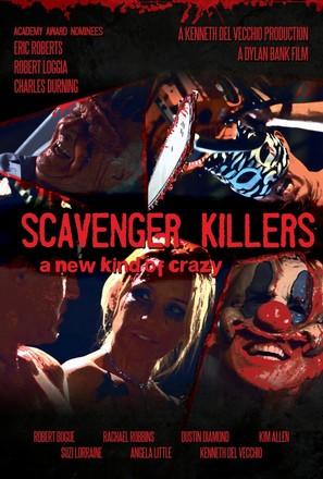 Scavenger Killers - DVD movie cover (thumbnail)