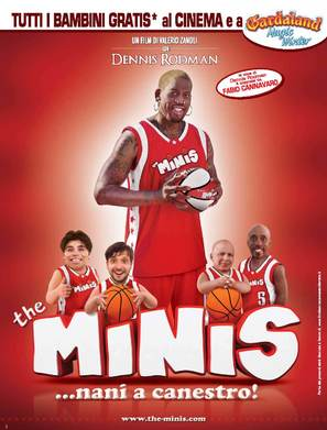 The Minis - Italian poster (thumbnail)