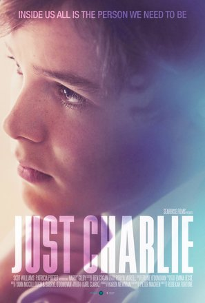 Just Charlie - British Movie Poster (thumbnail)