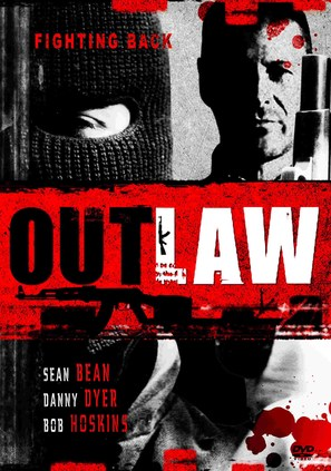 Outlaw - DVD movie cover (thumbnail)