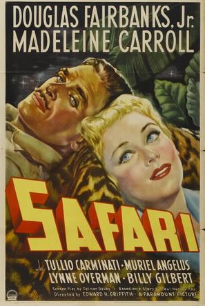 Safari - Movie Poster (thumbnail)