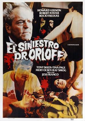 Siniestro doctor Orloff, El - Spanish Movie Poster (thumbnail)