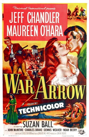 War Arrow - Movie Poster (thumbnail)