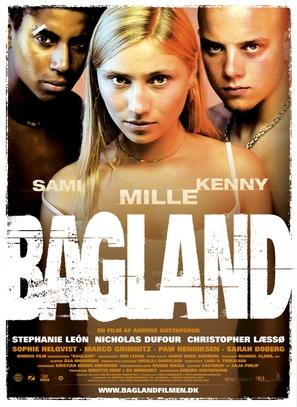 Bagland - Danish Movie Poster (thumbnail)