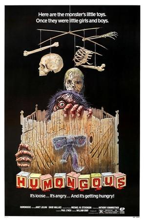 Humongous - Movie Poster (thumbnail)