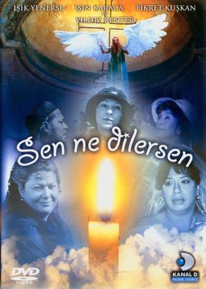 Sen ne dilersen - Turkish poster (thumbnail)