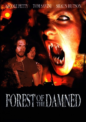 Forest of the Damned - poster (thumbnail)