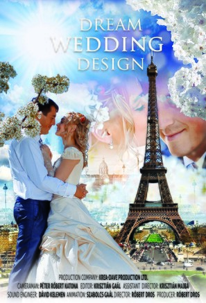 """Dream Wedding Design"" - Hungarian Movie Poster (thumbnail)"
