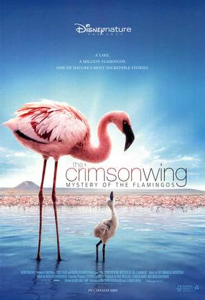 The Crimson Wing: Mystery of the Flamingos - Movie Poster (thumbnail)