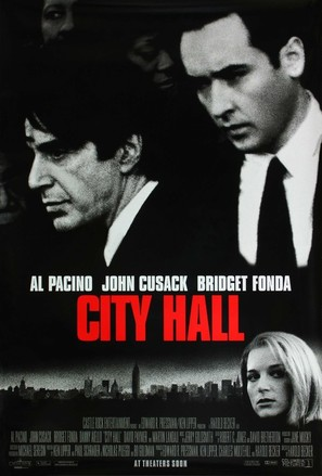 City Hall - Movie Poster (thumbnail)
