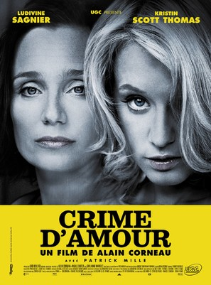 Crime d'amour - French Movie Poster (thumbnail)