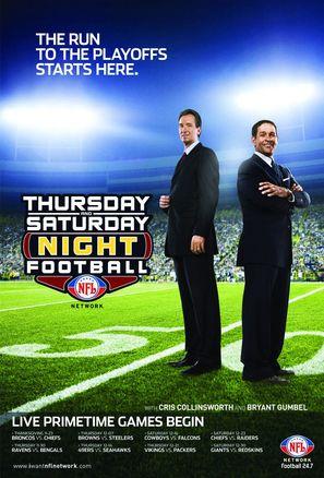 """""""Saturday Night Football"""" - poster (thumbnail)"""