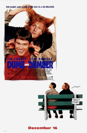 Dumb & Dumber - Movie Poster (thumbnail)