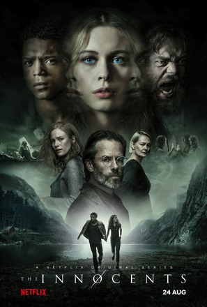 """The Innocents"" - British Movie Poster (thumbnail)"