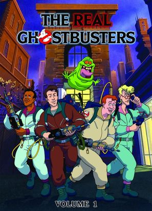 """The Real Ghost Busters"" - DVD movie cover (thumbnail)"