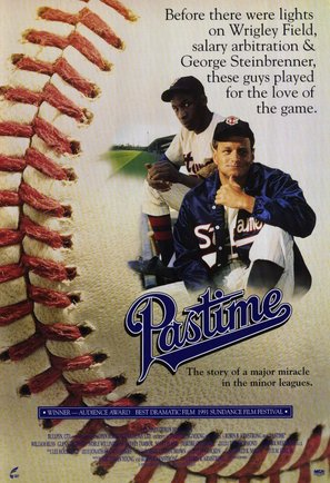 Pastime - Movie Poster (thumbnail)