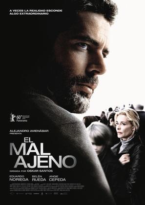 El mal ajeno - Spanish Movie Poster (thumbnail)