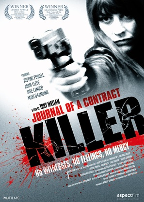 Journal of a Contract Killer - British Movie Poster (thumbnail)