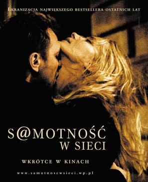 S@motnosc w sieci - Polish poster (thumbnail)