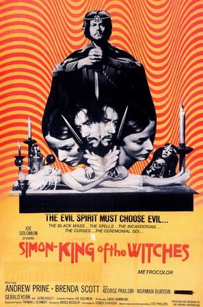 Simon, King of the Witches - Movie Poster (thumbnail)