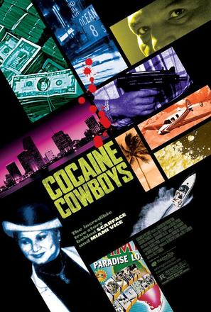 Cocaine Cowboys - Movie Poster (thumbnail)