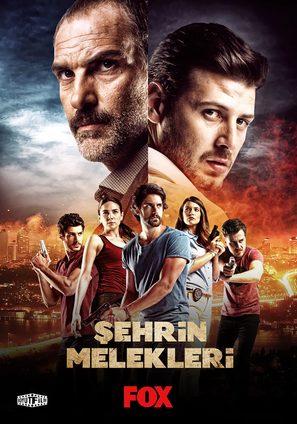 """Sehrin Melekleri"" - Turkish Movie Poster (thumbnail)"