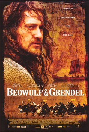 Beowulf & Grendel - Movie Poster (thumbnail)