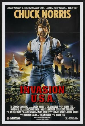 Invasion U.S.A. - Movie Poster (thumbnail)