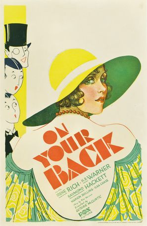 On Your Back - Movie Poster (thumbnail)