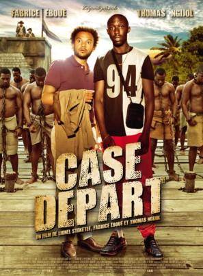 Case Départ - French Movie Poster (thumbnail)