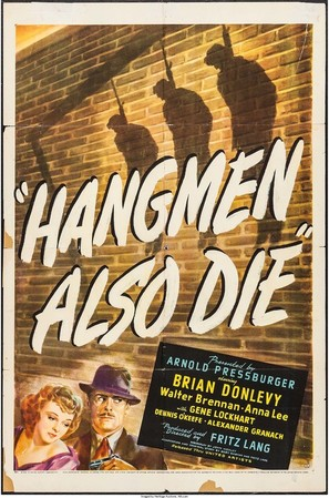 Hangmen Also Die! - Movie Poster (thumbnail)