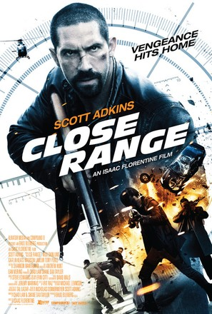 Close Range - Movie Poster (thumbnail)