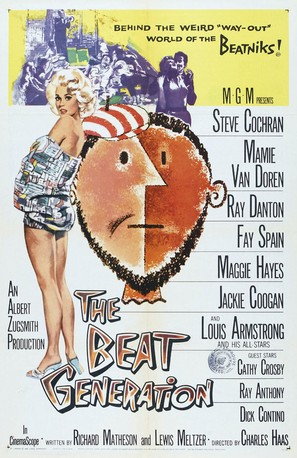The Beat Generation - Movie Poster (thumbnail)