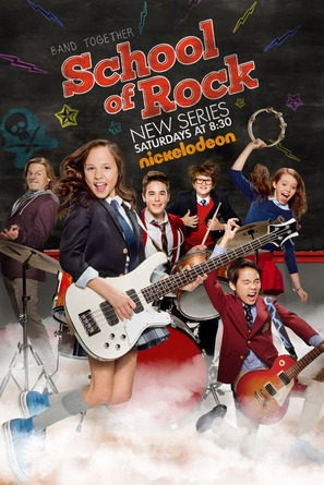 """""""School of Rock"""" - Movie Poster (thumbnail)"""