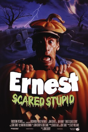 Ernest Scared Stupid - Movie Poster (thumbnail)