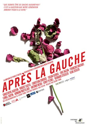 Après la gauche - French Movie Poster (thumbnail)