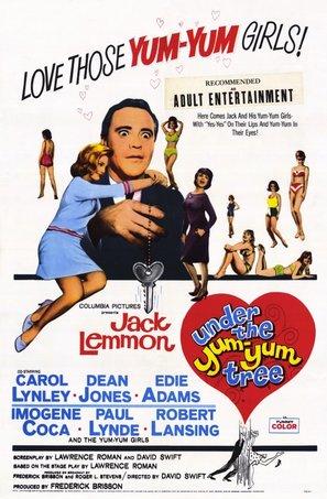 Under the Yum Yum Tree - Movie Poster (thumbnail)