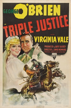 Triple Justice - Movie Poster (thumbnail)