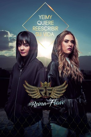 """La reina del flow"" - Spanish Movie Cover (thumbnail)"